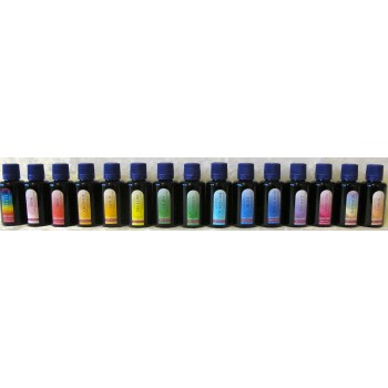 Complete set colour essences 15 x 30 ml