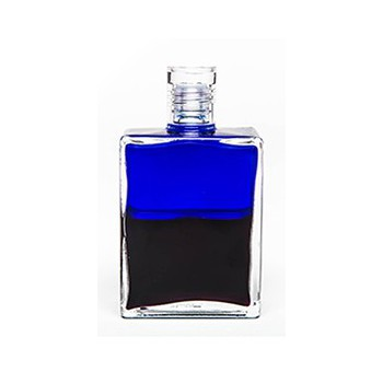 Equilibrium B000 'Spirituele Fles' koningsblauw/diep magenta 50ml