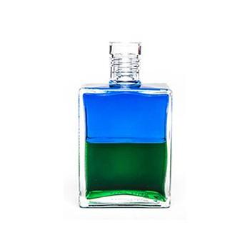 Equilibrium B003 'De Hartfles' blauw/groen 50ml