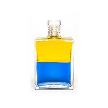 Equilibrium B008 Geel / Blauw 50ml 'Anubis'