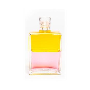 Equilibrium B022 Geel / Roze 50ml 'De Wedergeboorte fles'