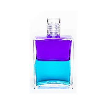Equilibrium B024 Violet / Turquoise 50ml 'De nieuwe boodschap'
