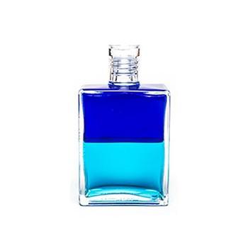 Equilibrium B033 Koningsblauw / Turquiose 50ml 'De Dolfijnen fles'