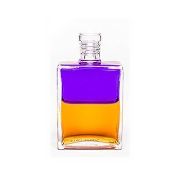 Equilibrium B039 Violet / Goud 50ml 'Egyptische fles 2'