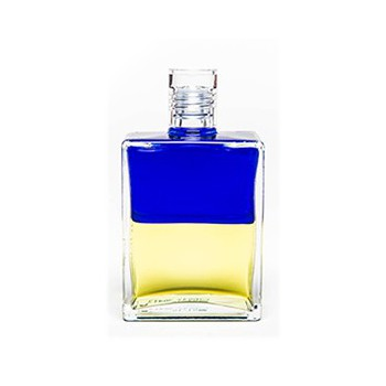 Equilibrium B047 Koningsblauw / Citroen Geel 50ml 'De oude ziel' 50ml