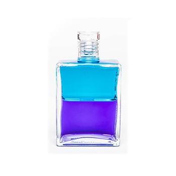 Equilibrium B049 Turquiose / Violet 50ml 'De Boodschapper'