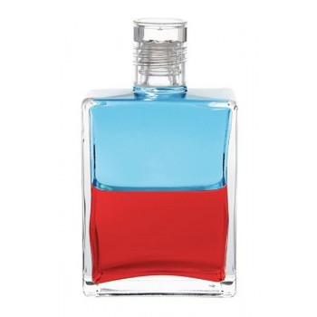 Equilibrium B117 Pan 50ml Turquoise over rood