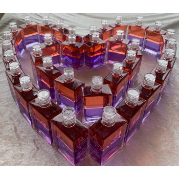 Equilibrium B118 Echo 50ml licht koraal / licht violet