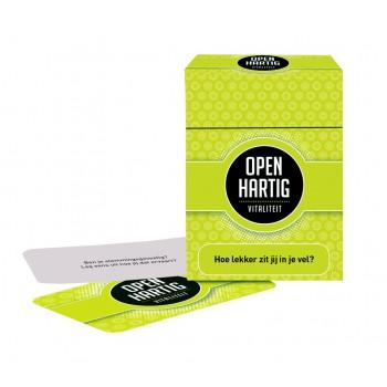 Openhartig  Vitaliteit – kaartspel