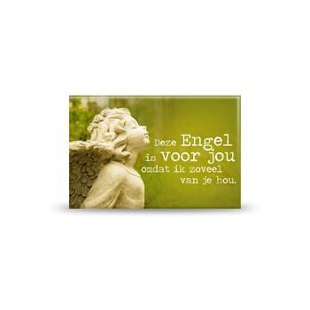 Magneet - Engel voor jou