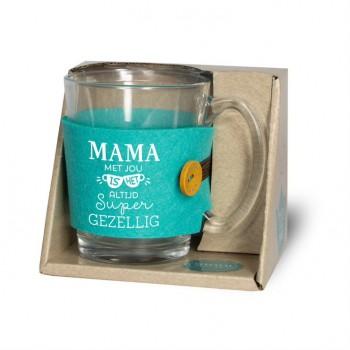 Theeglas - Mama