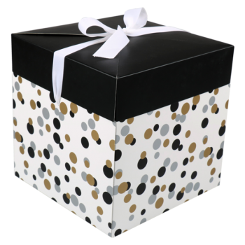 Confetti Giftbox GROOT