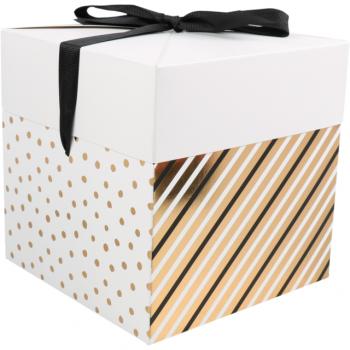 Gouden Giftbox MIDDEL